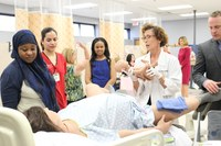 Video: Birthing simulator to bolster clinical learning at School of Nursing