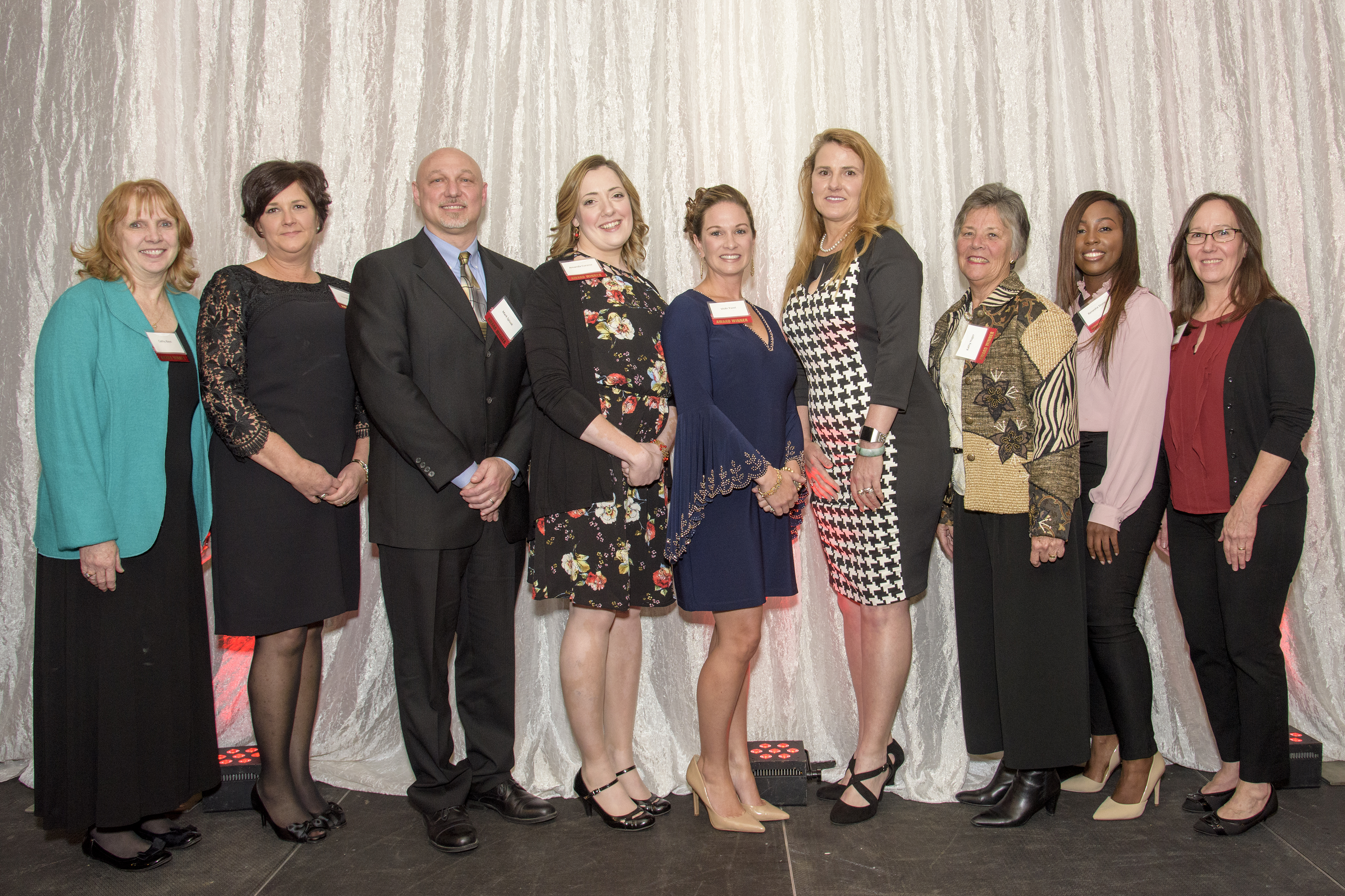 WATCH: UofL Florence Nightingale Awards in Nursing recipients