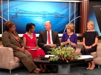 WHAS11 Great Day Live features Florence Nightingale Awards in Nursing