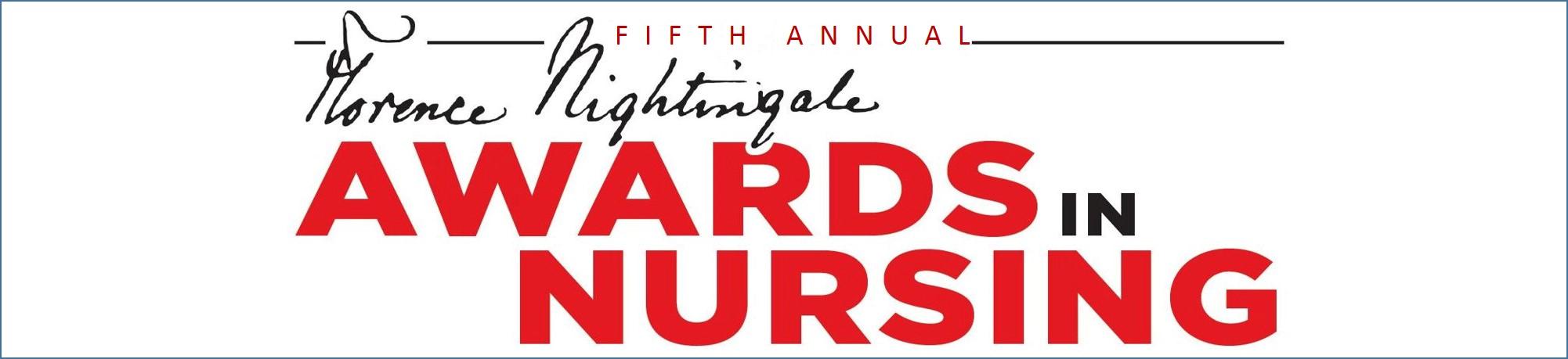 2018 Florence Nightingale Awards Logo