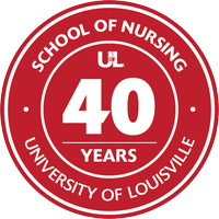 School of Nursing 40th seal