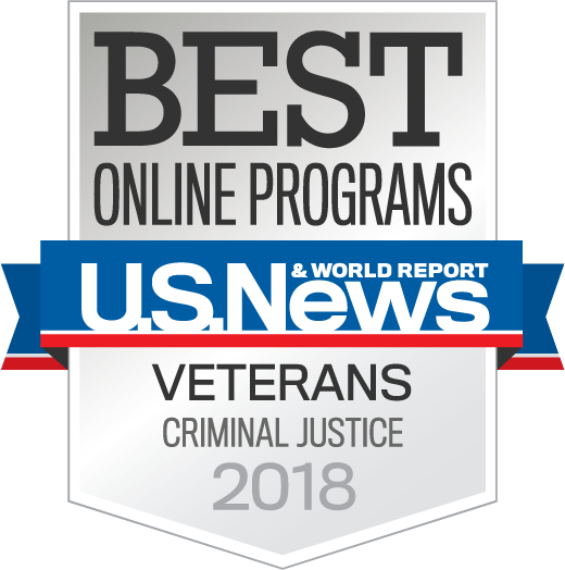 Badge OnlinePrograms Veterans CriminalJustice 2018