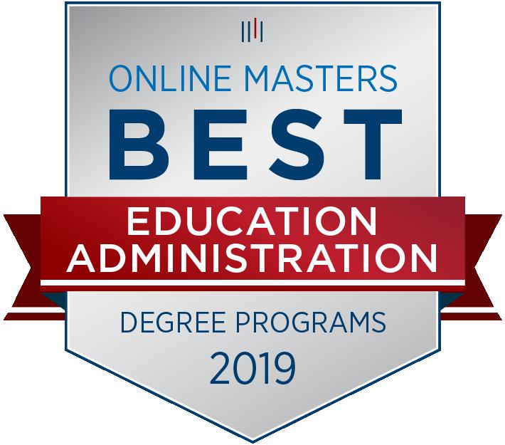 2019 Education Admnistration Badge
