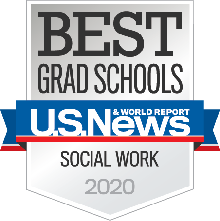 Best Grad School - Social Work 2020