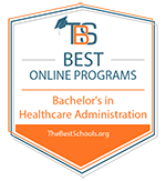 best online bachelors in healthcare administration