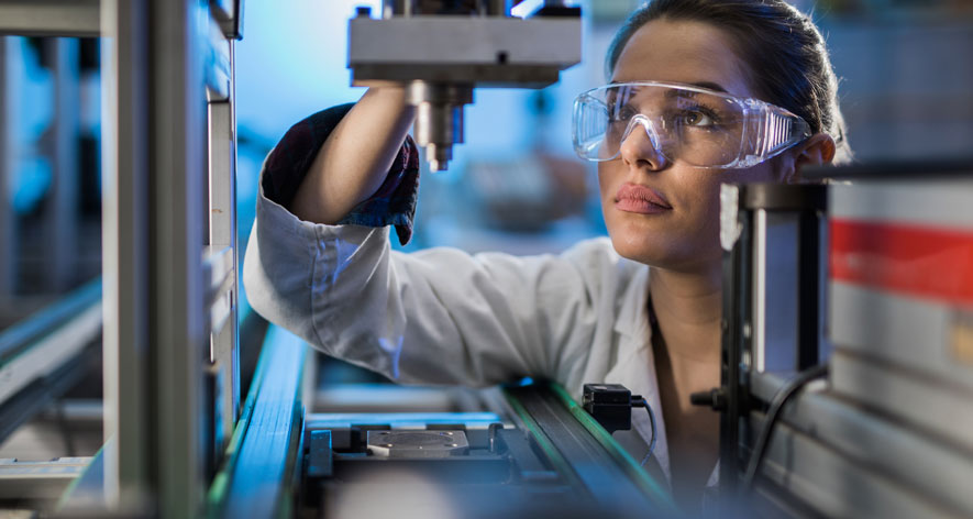 Online learning  - Online Master of Science in Industrial Engineering