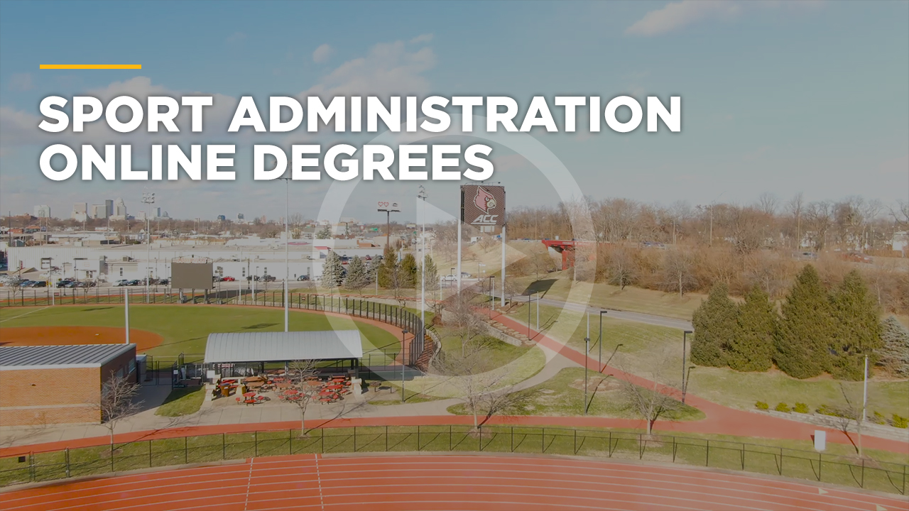 Online learning video - Online Bachelor of Science in Sport Administration