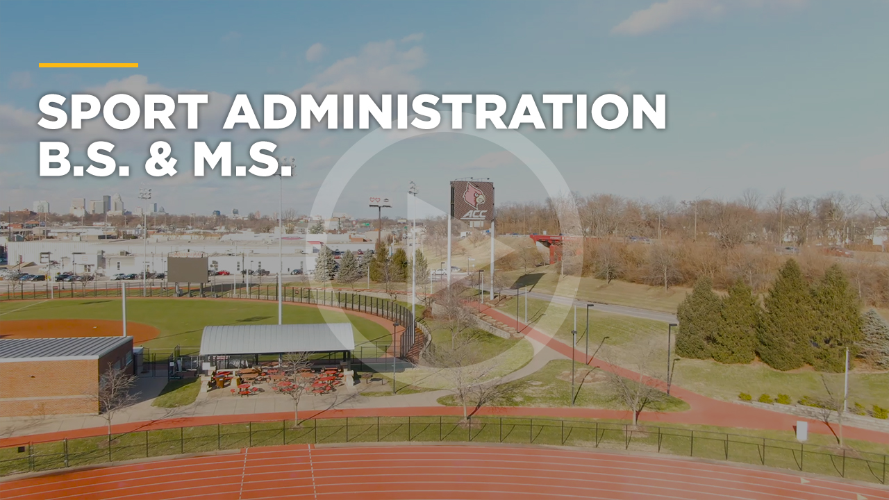 Online learning video - Online Master of Science in Sport Administration