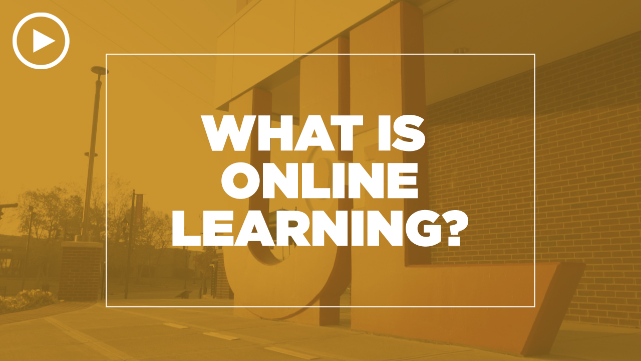 Online learning video - What is online learning?