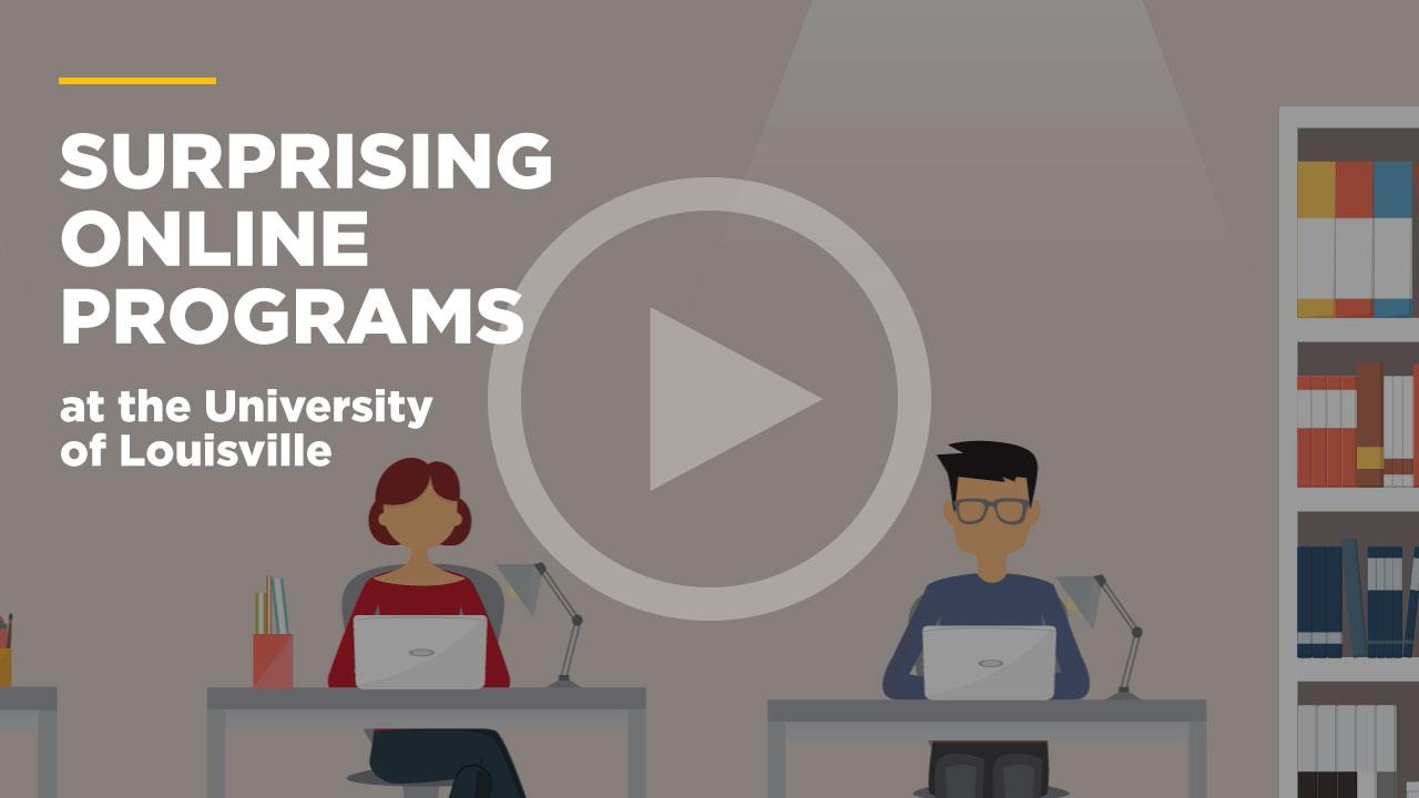 Online learning video - Surprising Online Programs