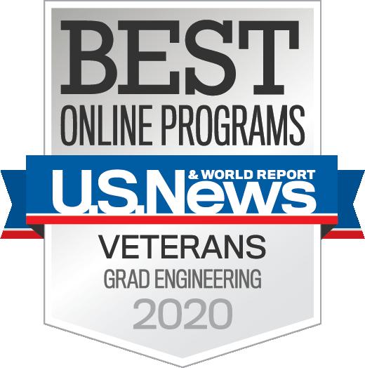 best online programs for veterans grad engineering