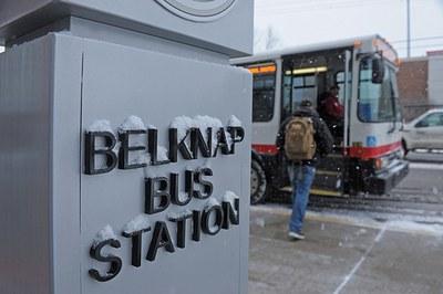 Belknap Bus Station
