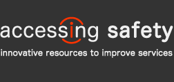 Accessing Safety Icon