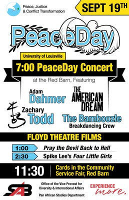 Peace Day 2013 graphic