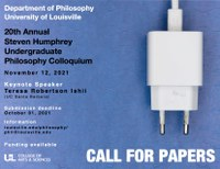 2021 Humphrey Colloquium Call for Papers