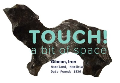 Image of Gibeon meteorite