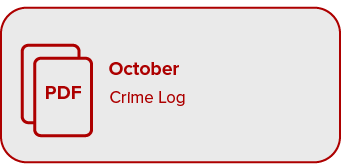 Link to October Crime Log