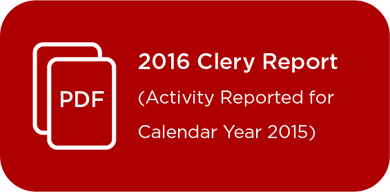 Link to Clery Report 2016