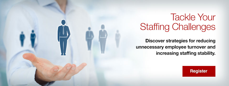 Tackle your staffing challenges