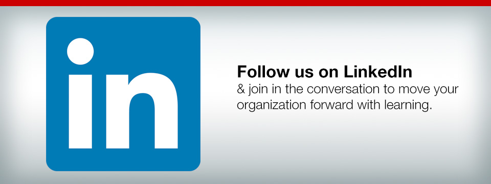 Check us out at LinkedIn