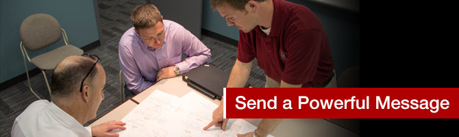 Send a powerful message. Earn your certificate from the University of Louisville Professional Development