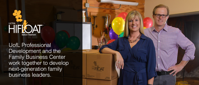 Developing the Family Business Legacy with UofL
