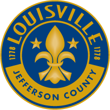 Lousiville Jefferson County Seal
