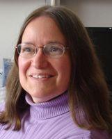 Portrait of Carolyn Mervis