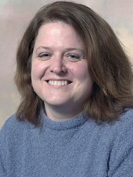Portrait of Janet Woodruff-Borden