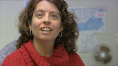 Janelle Hare, PhD and Associate Professor at Morehead State University