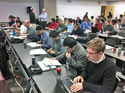 KBRIN Co-hosts an annual Bioinformatics Summit with University of Tennessee and Oak Ridge National Laboratory