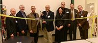 Ribbon Cutting New Laboratory Morehead