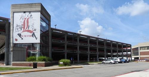 Floyd Street Parking Garage