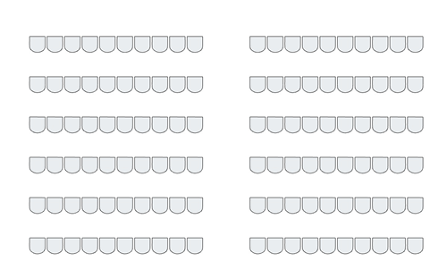 example of Theater room setup
