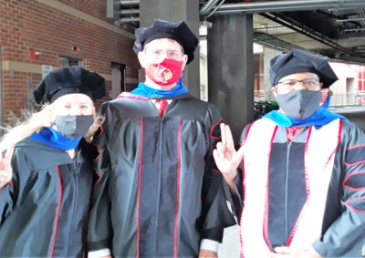 Recent PhD graduates