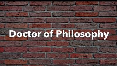 PhD in Sociology image