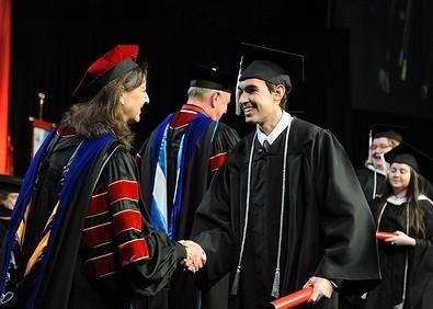 2014 Graduation Photo