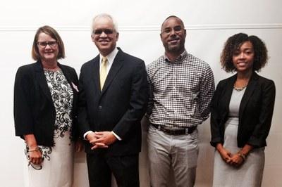 CHOT PIs, Drs. Faul, Johnson, Sutton, and Jennings