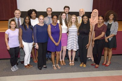 Undergrad graduates 2017