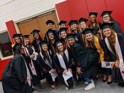 SPHIS Dec 2019 Graduates