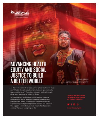 Advancing Health Equity & Social Justice