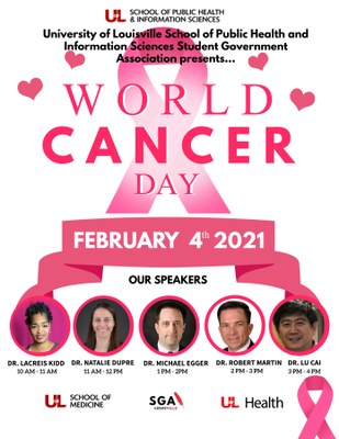 Panel for World Cancer Day