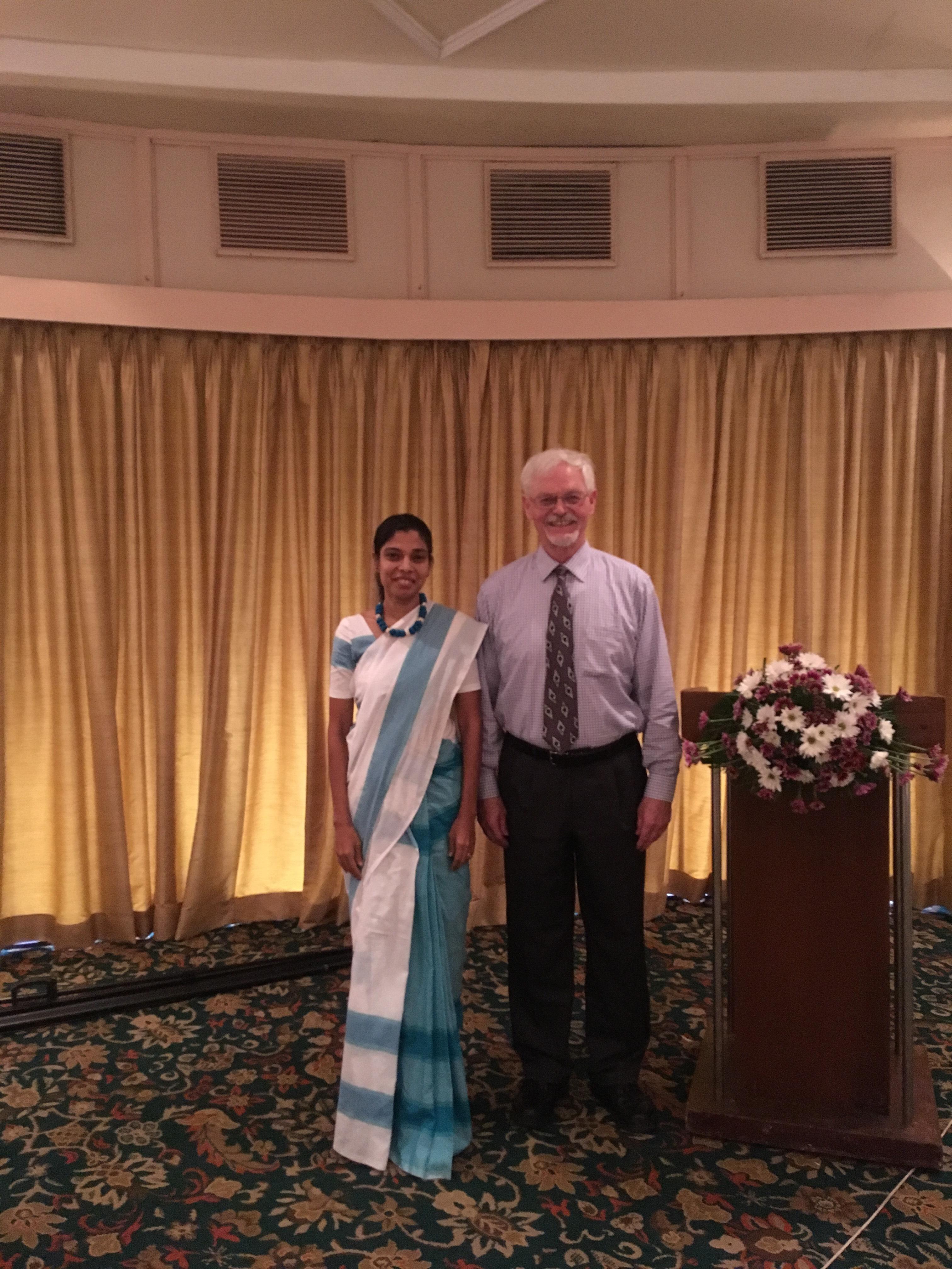 Experiences in Sri Lanka