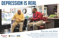 Health literacy campaign focused on depression in African Americans