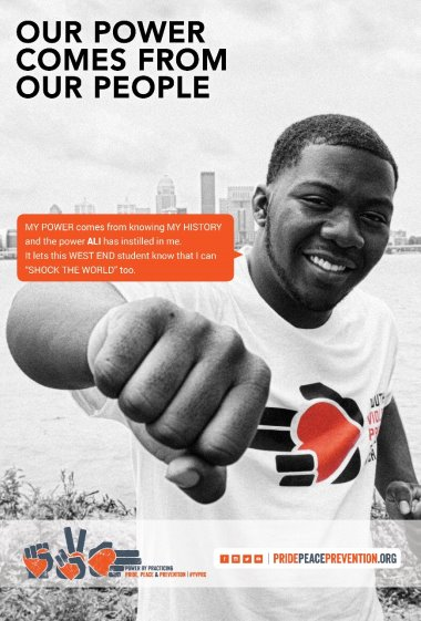 Youth violence prevention media campaign begins