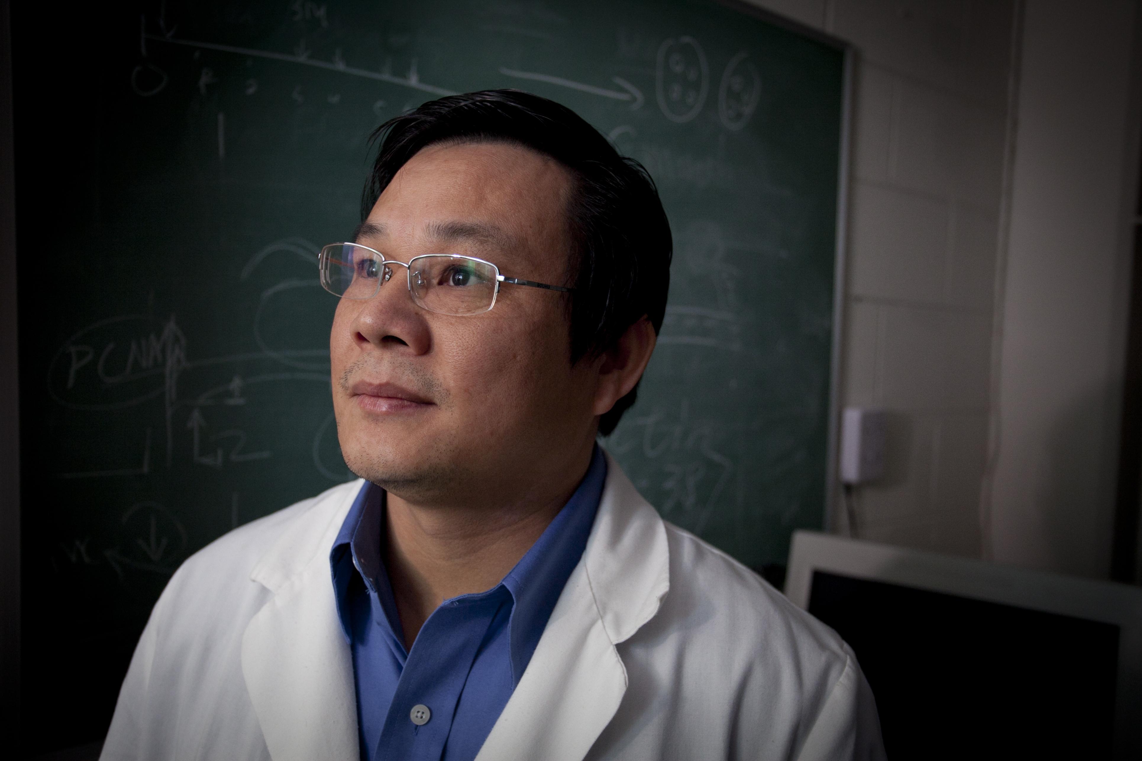 Zhang receives NIH Funding