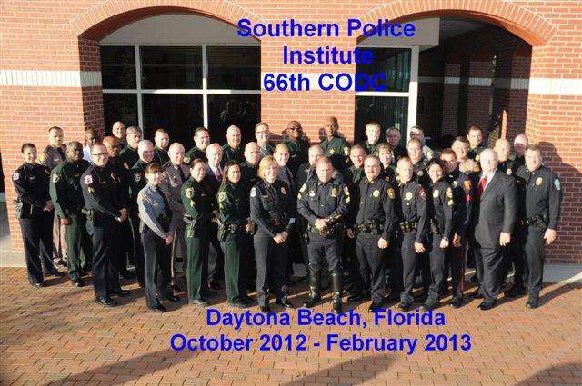 66th CODC Class Photo