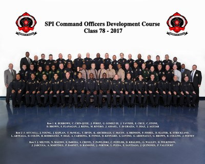 78th CODC Class Photo