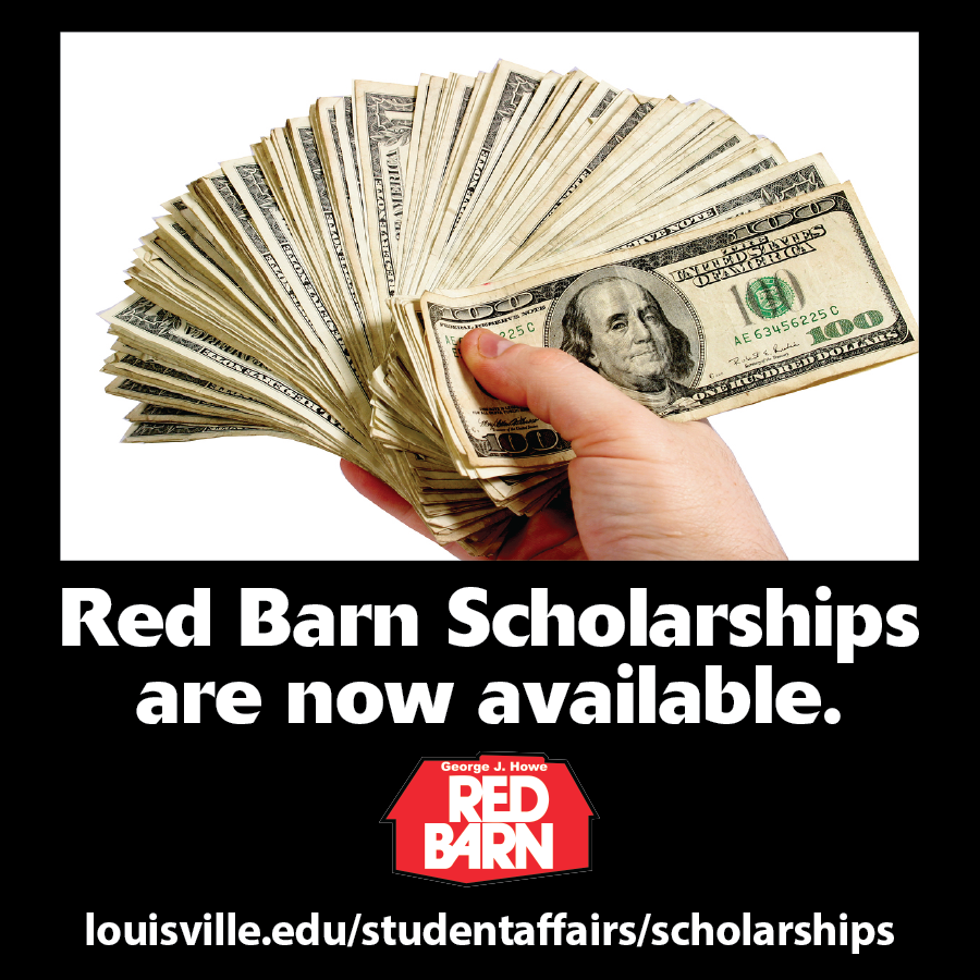 Red Barn Scholarships are now available