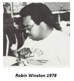 Robin Winston